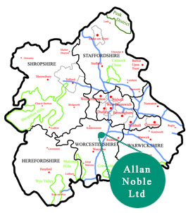 allan noble coverage map